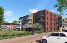 Heembouw start realisatie 60 nul-op-de-meter appartementen in Westend