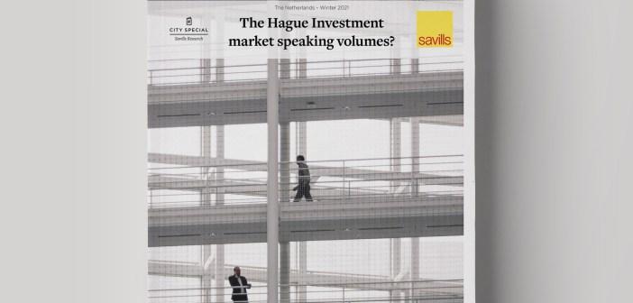 Savills: Investeringsvolume Haagse kantorenmarkt in 2020 32% hoger dan in 2019