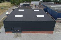 ALMEC Supplies huurt Bedrijfshal op Indiëterrein in Almelo