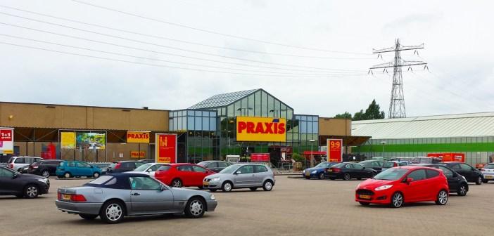 APF International verkoopt Praxis pand in Nieuwegein aan Urban Industrial
