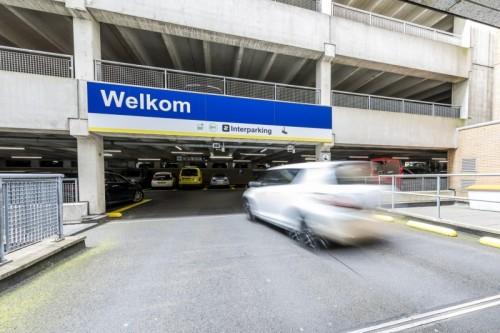 DELA Vastgoed verkoopt parkeergarage Lijnbaan in Rotterdam aan Interparking