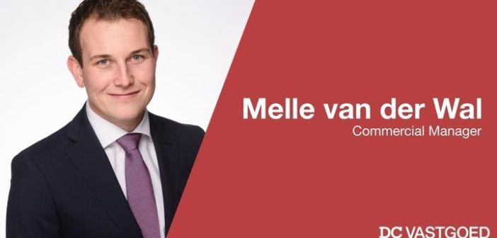 Melle van der Wal versterkt team DC Vastgoed