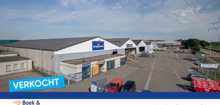 Volumineus beleggingsobject verkocht op bedrijventerrein Beatrixhaven Maastricht
