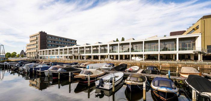 Bouldermuur huurt 3.300 m² bedrijfsruimte in Amsterdam