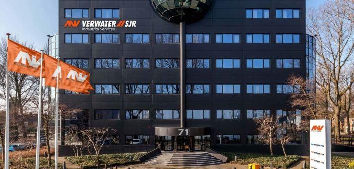 DHG verhuurt 3.500 m² kantoorruimte aan Droogdokweg in Rotterdam aan Verwater SJR