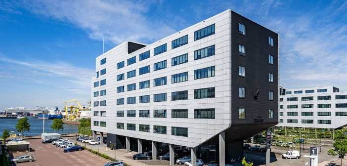 DP World verhuist naar de Waalhaven in Rotterdam