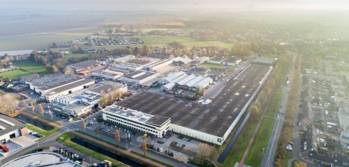 Aigostar B.V. huurt ca. 10.200 m² bedrijfs-/kantoorruime aan de Nijverheidstraat 4 te Strijen