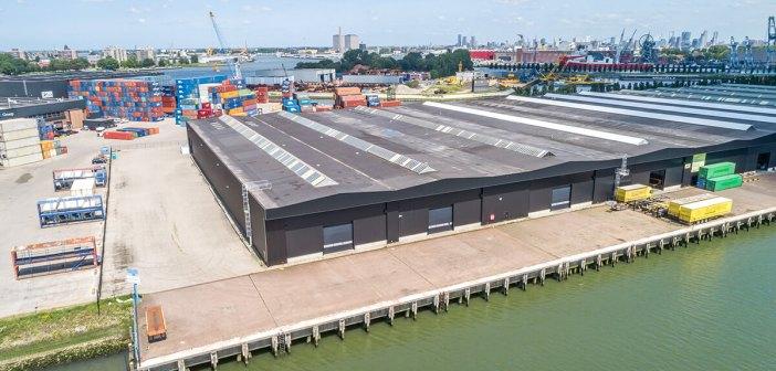 DHG verhuurt 17.000 m² met kade aan de Eemhavenweg 78 aan Hendrik Veder Group