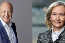 Fredrik Reinfeldt en Vibeke Krag treden toe tot bestuur van Heimstaden