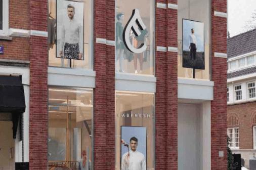Labfresh opent een flagshipstore op de Van Baerlestraat in Amsterdam