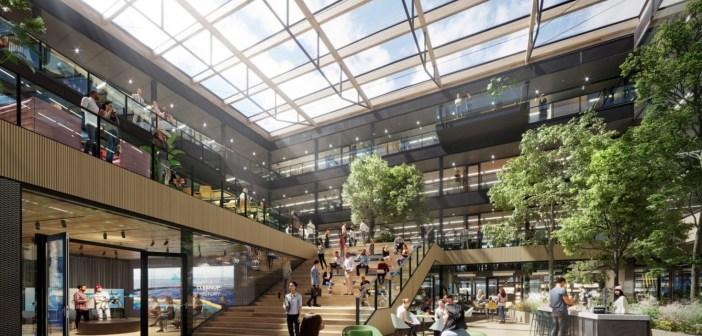 NEXT Delft verwelkomt TNO als eerste huurder