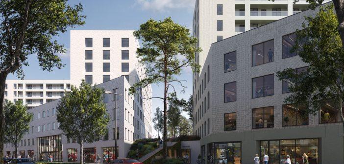 Heimstaden koopt 168 appartementen in 5TRACKS Breda van ontwikkelcombinatie Synchroon en J.P. van Eesteren