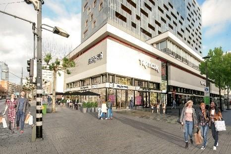 Sissy-Boy opent flagship store aan het Binnenwegplein in Rotterdam