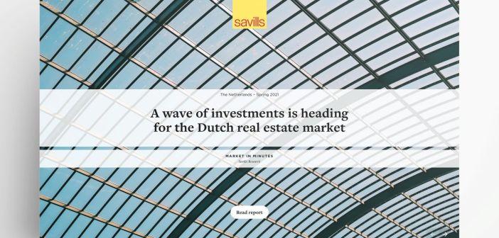 Savills verwacht dat het verschil tussen 'core' en overige beleggingscategorieën groter zal worden op de Nederlandse vastgoedbeleggingsmarkt