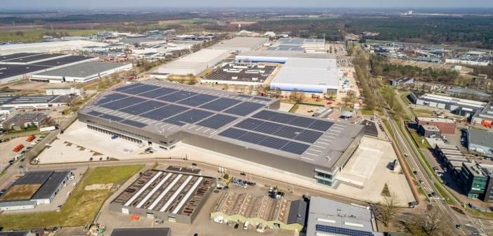 DHG verhuurt 18.000 m² Smartlog Venray aan JD.com