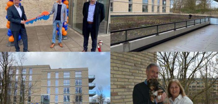 Meergezinswoningen Zuiderduinen in Den Haag opgeleverd