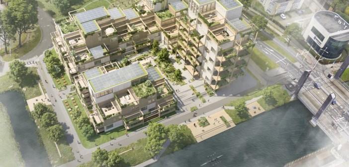 Plan JPO gekozen voor Stadsbruglocatie Weert