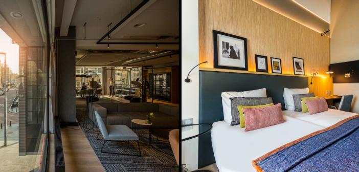 Postillion opent hotel in World Trade Centre Rotterdam