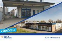 Twee bedrijfspanden verkocht in Maastricht