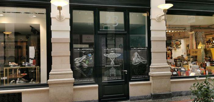 Jura Jewelry naar de Passage in Den Haag