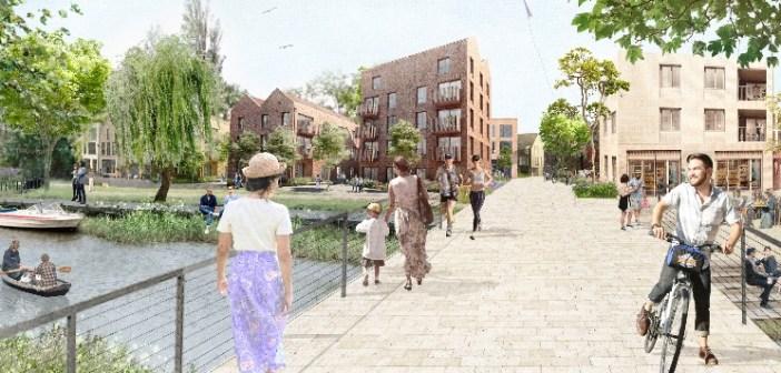 BPD ontwikkelt eerste 700 woningen in Valkenhorst