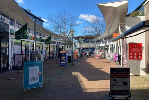 Bick Invest koopt winkelstrip in het centrum van Doorn
