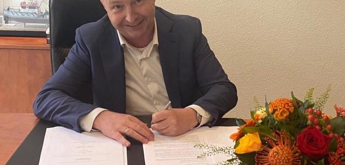 Nieuw kantoor voor Baggerbedrijf De Boer-Dutch Dredging