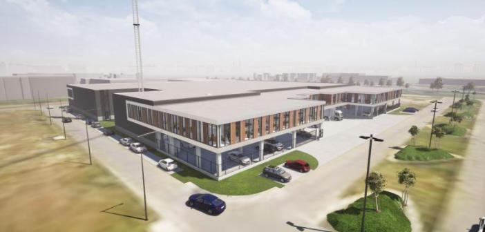 Oneway bouwt nieuw logistiek DC in Rotterdam