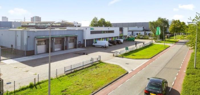Solar Nederland bv nieuwe huurder Dynamostraat 5 Amsterdam