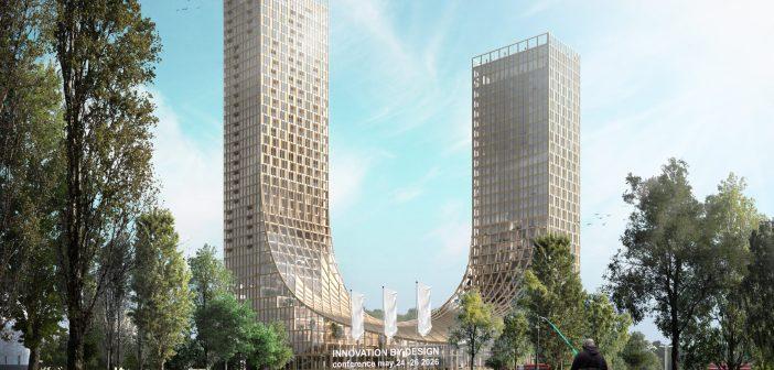 The Dutch Mountains voegt Hotel & Convention Center toe aan centrum Eindhoven