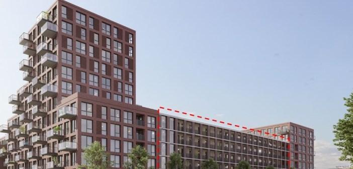 Borghese verkoopt 35 sociale huurwoningen in Bethelpark aan Woonbron