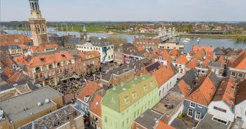 SVE Group B.V. verkoopt de St. Jacobsstraat 4 -32 in Kampen