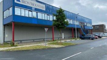 Iron Mountain verkoopt bedrijfsgebouw in Amsterdam Zuid Oost aan Urban Industrial
