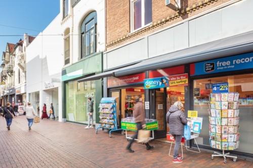 MN verkoopt namens St. Pensioenfonds Metaal en Techniek twee winkelobjecten aan de Kerkstraat in Hilversum