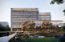 Herontwikkeling Ringpark-gebouw in Amsterdam-West van start