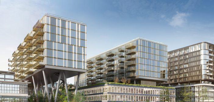 Startschot voor bouw van 324 huurwoningen in OKU House