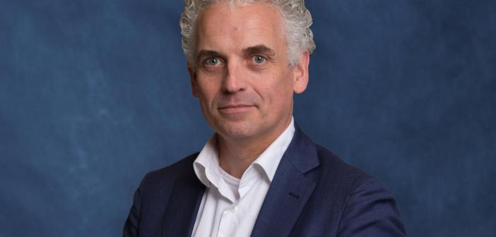 Boris van der Gijp nieuwe directeur Vastgoed bij Syntrus Achmea