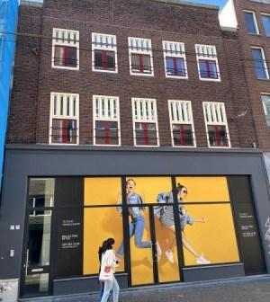 EPISO 4 en Timeless verkopen Leidsestraat 70-72 in Amsterdam