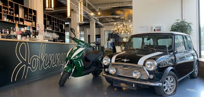felyx huurt 1.148 m² kantoorruimte in gebouw Johnny River in Amsterdam