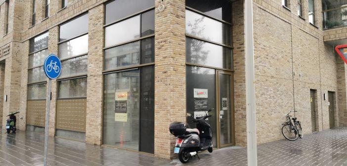 1BOX Self Storage huurt in de Hoge Regentesse te Den Haag