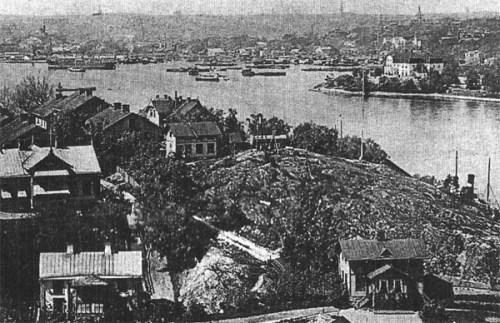 Finnboda varv på 1930-talet