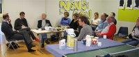 Socialdemokraternas diskussion om mat och miljö