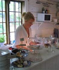 Jeanette van den Bos på Svindersviks Brygghus