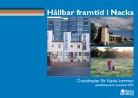 Nacka kommuns översiktsplan 2011 - Västra Sicklaön