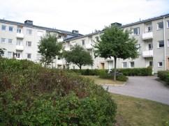 Innergården på Finnberget