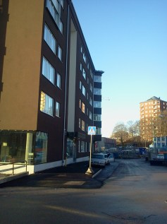Kvarter Båtklubben 8 i Henriksdalshamen