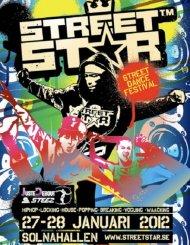 Streetstar 2012 i Solnahallen