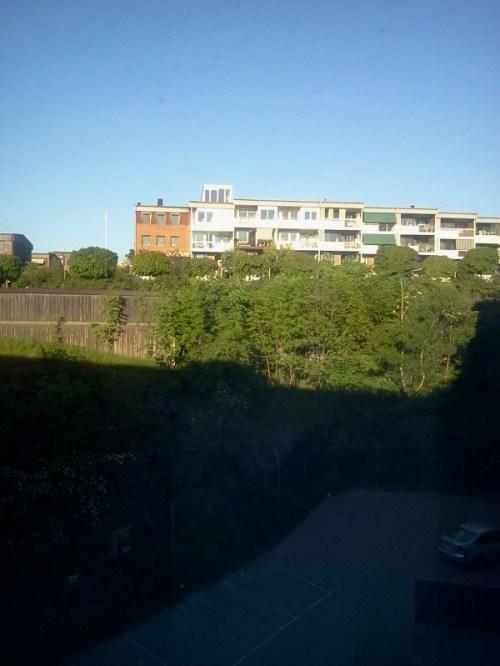 Påbyggnad på Henriksborgs radhus