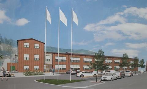 Nyrenoverade Marketenteriet i Finnboda