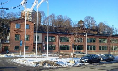 XL Office Team i renoverade Marketenteriet i Finnboda